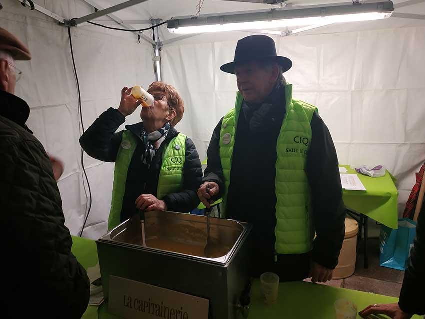 fête des soupes epinal basilique comité de quartiers